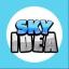 Logo serwera SkyIdea.pl ** Prawdziwy SURVIVAL - bez lagów i modyfikacji! **
